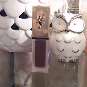 YSL Tatouage Couture Liquid Matte Lip Stain, New